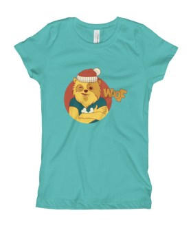 Girl's Dog T-Shirt