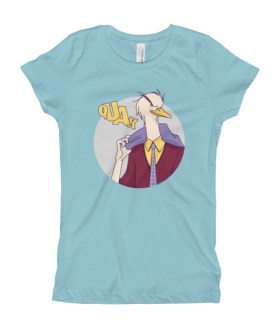 Girl's Duck T-Shirt