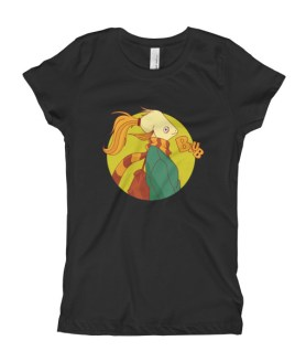 Girl's Fish T-Shirt