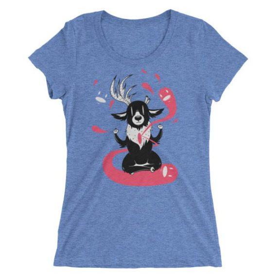 Ladies' Deer short sleeve t-shirt