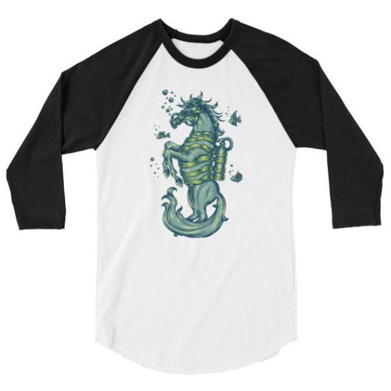 Seahorse LONG-SLEEVE SHIRT