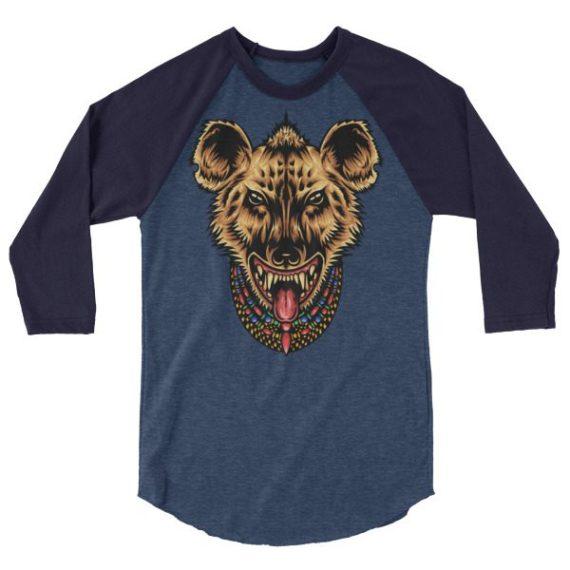 The Domination-Hyena LONG-SLEEVE SHIRT