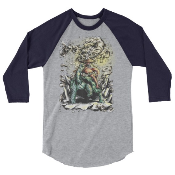 The Wise Oldman LONG-SLEEVE SHIRT