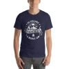 Adventure Is Calling and I Must Go Short Sleeve Unisex T-Shirt