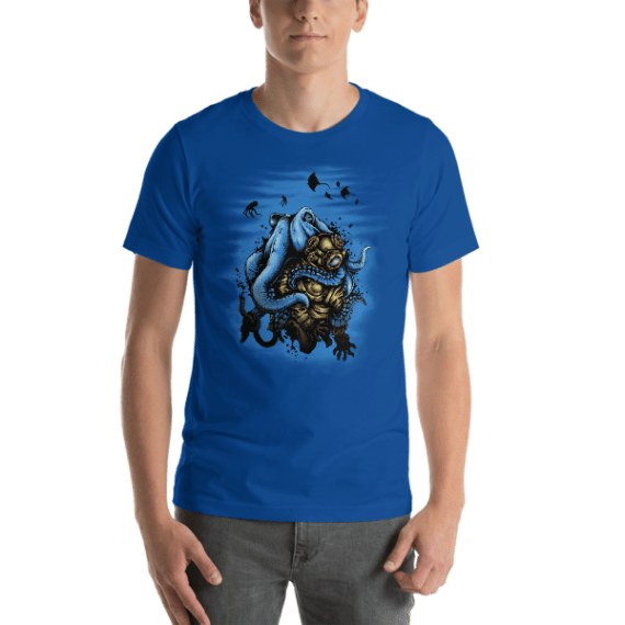 Deep Water Mystery Short Sleeve Unisex T-Shirt
