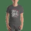 Don't Look Back Short Sleeve Unisex T-Shirt
