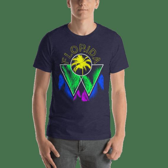 Florida Short Sleeve Unisex T-Shirt