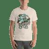 Funny Car Short Sleeve Unisex T-Shirt