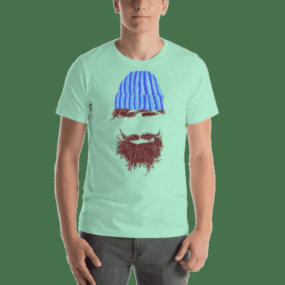 Hipster Short Sleeve Unisex T-Shirt