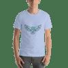 Patterned owl Short Sleeve Unisex T-Shirt