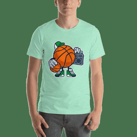 Street Basketball Short Sleeve Unisex T-Shirt
