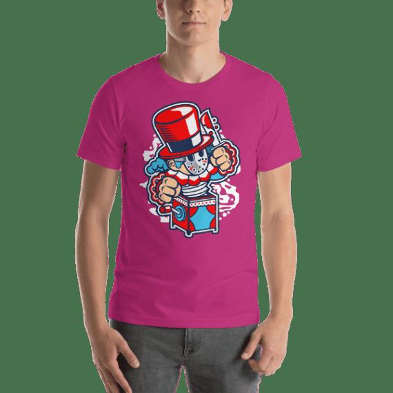 Surprise Short Sleeve Unisex T-Shirt