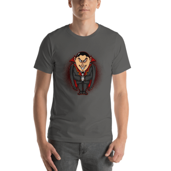 Vampire Short Sleeve Unisex T-Shirt