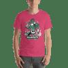 Vandalism Short Sleeve Unisex T-Shirt
