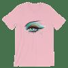 Women's Cute Eye Short Sleeve T-Shirt