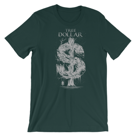Women's Dollar Tree Short Sleeve T-Shirt