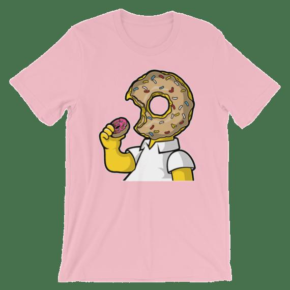 Women's I Like Donuts Short Sleeve T-Shirt