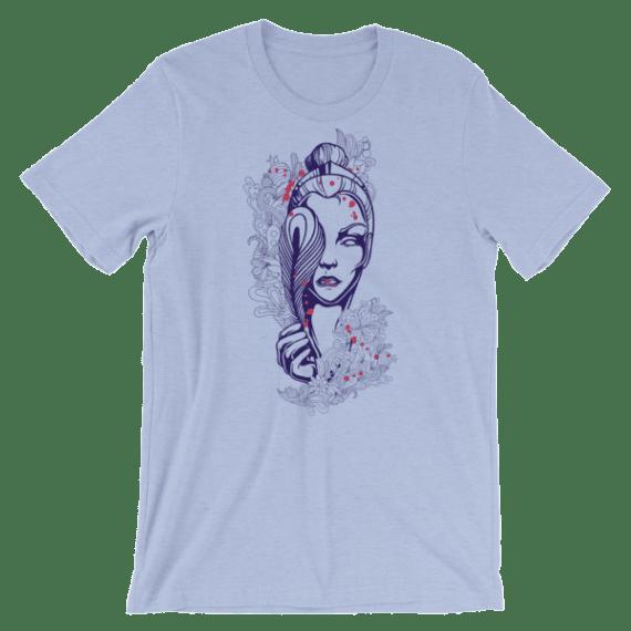 Women's Just Cover an Eye Short Sleeve T-Shirt