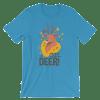 Women's Oh Deer! Short Sleeve T-Shirt