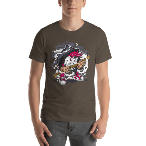 Your Time Will Come Short Sleeve Unisex T-Shirt