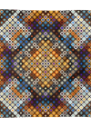Adorable Mosaic Square Pillow Case only