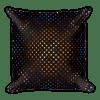 Beautiful Squares Ornament Square Pillow