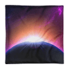 Colorful Space Sunrise Square Pillow Case only