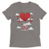 Love Is In the Air Classic Short sleeve t-shirt