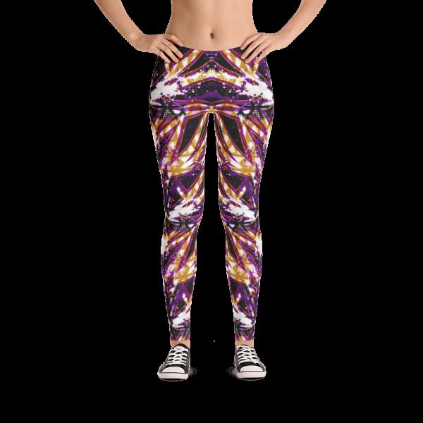 Top Sexy Vibrant Leggings