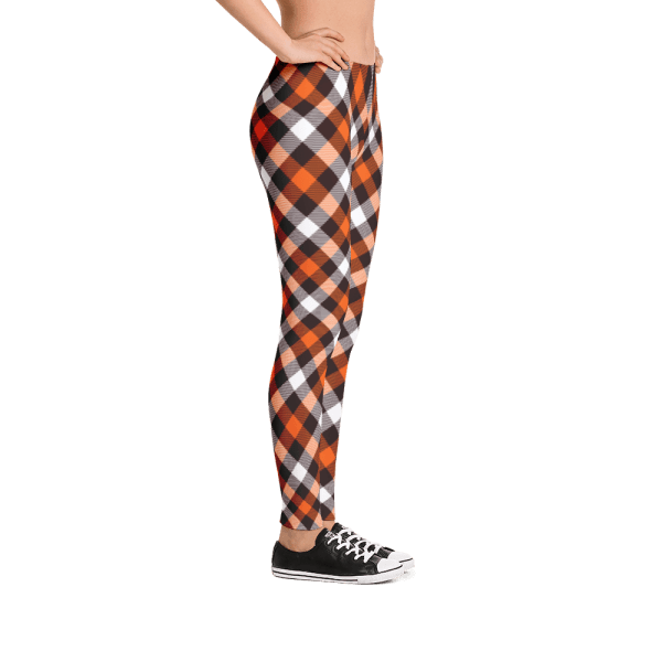 Sexy New Look Checkered Tartan Pants Leggings