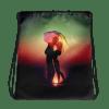 Hot Romantic Couple kissing Drawstring Bag