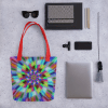 New Shiny Psychedelic Tote bag