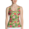 Feel Better Floral Tank Top
