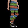 Rulu Bright Neon Leggings - Girls Sports Leggings