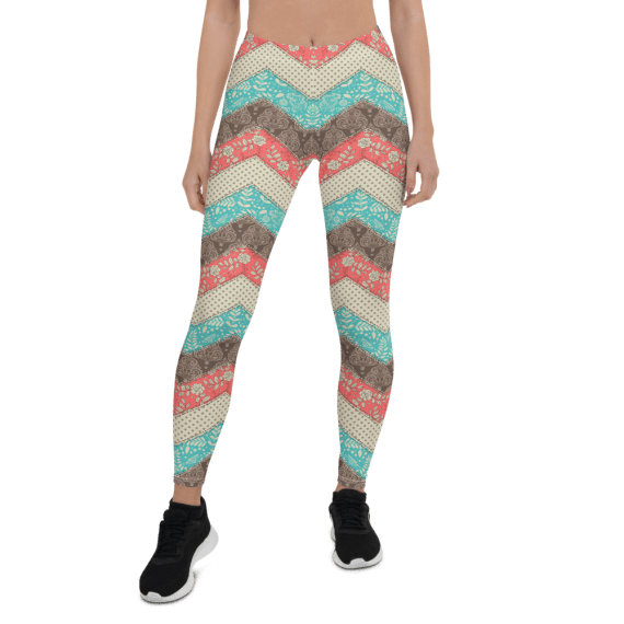 The Best Yoga Pants Ever for Everyday Wear - Best Stylish Multi Colored Leggings