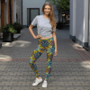 Women's Popular Ultra Buttery Soft Printed Brushed Butterfly Fashion Leggings