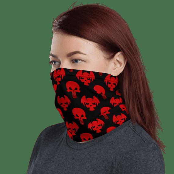 **High Quality** Wuhan Bats Skulls Face Mask ~ Soft, Reusable Skulls Face Masks