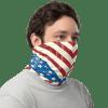 New American Flag Washable Face Mask - Unisex USA Breathable Reusable Mask