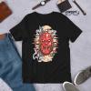 Fighting Corona Virus Short-Sleeve Unisex T-Shirt, Funny Covid-19 Graphic Tee