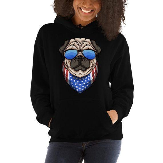 American Bulldog Unisex Hoodie