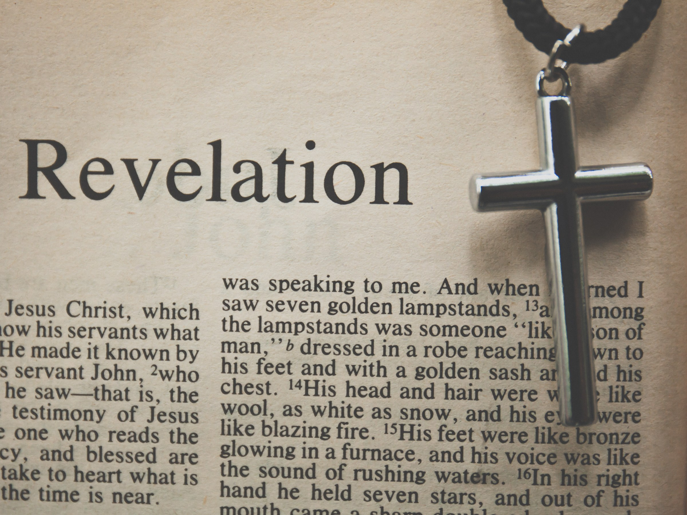 The Book of Revelation | What Does it Mean to Serve God