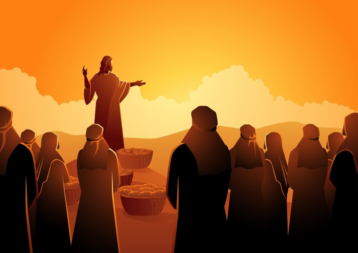 Follow the Teaching of Jesus