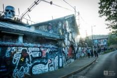 Abode of Chaos - Murals