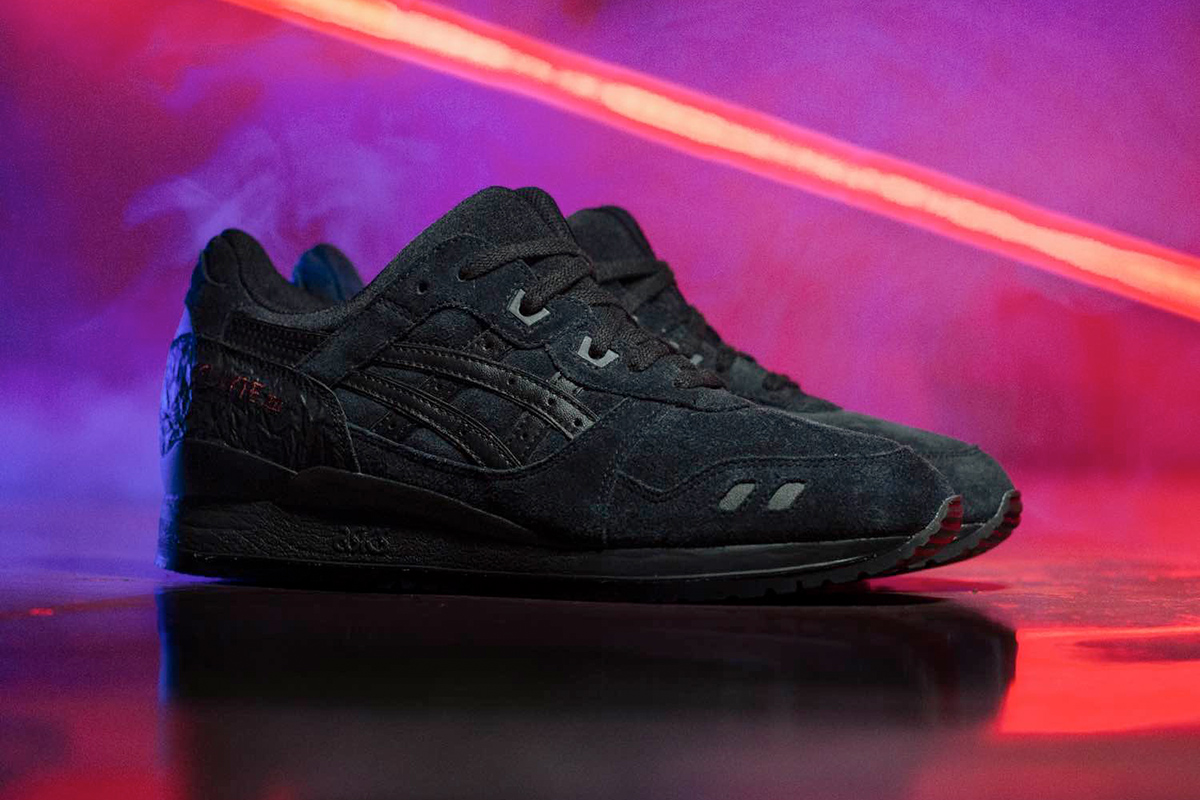 ASICS Gel Lyte III Heart What Drops Now