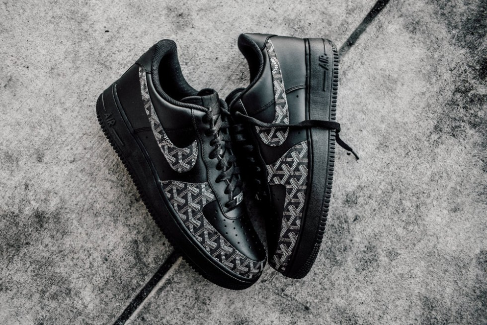 Nike,Amac Customs Goyard AF1 Low | What Drops Now