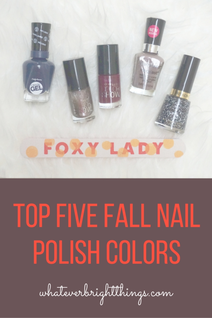 Add some fall flair to your nails with these moody polishes! Click through find out more about my favorites!
