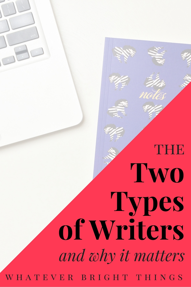 The Two Types of Writers