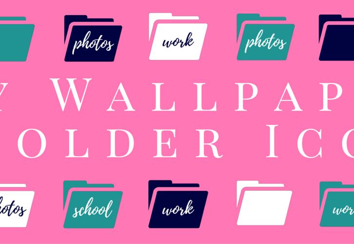 May Wallpapers & Folder Icons