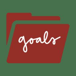 red goals