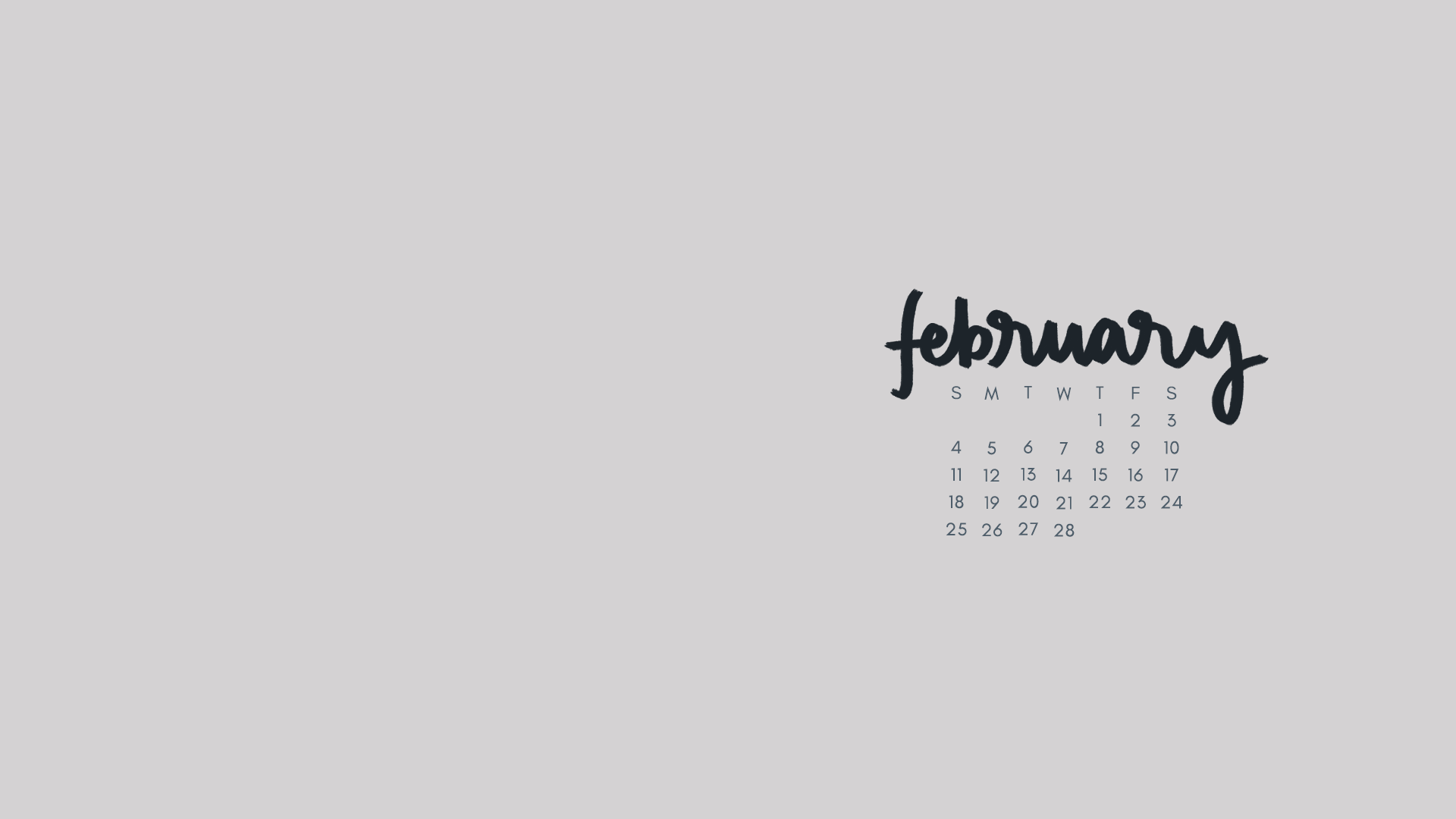 Etonnant February 2018 Wallpapers U0026 Folder Icons